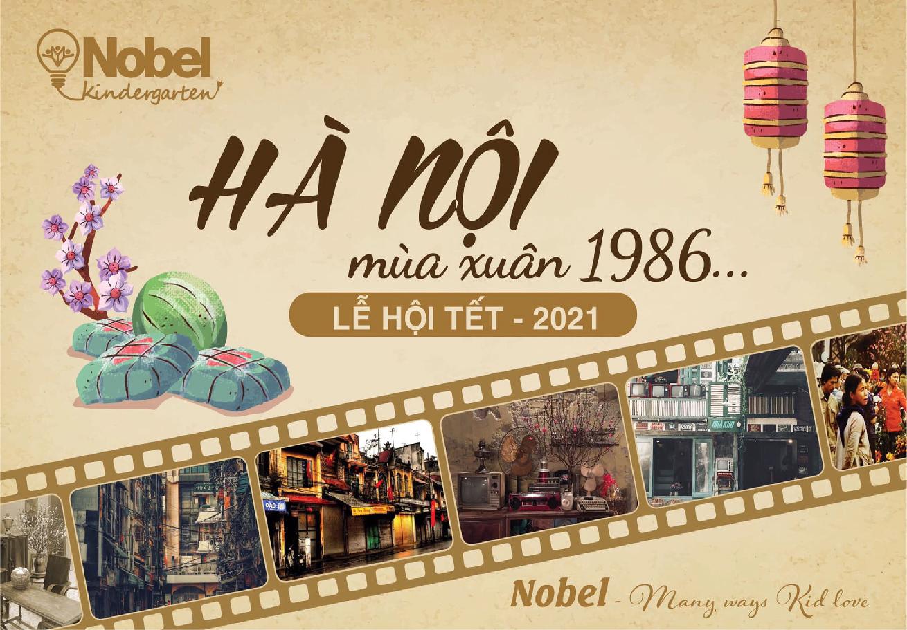 TẾT HÀ NỘI XƯA NĂM 1986